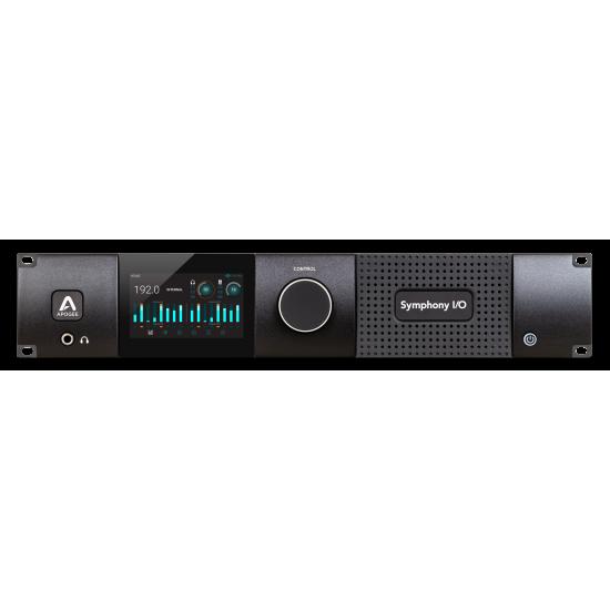 Symphony I/O MKII TB Chassis 8 Analog I/O+8 AES