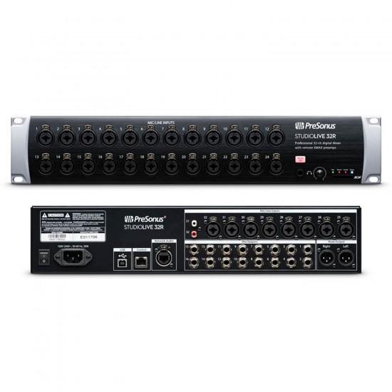 StudioLive 32R Rack Mixer