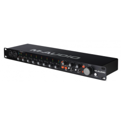 M-Track Eight 8-Channel USB Audio Interface