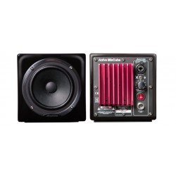 MixCube Active Black Full-Range Mini Reference Monitors (Pair)