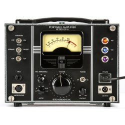 OP-6 Portable Microphone Amplifier