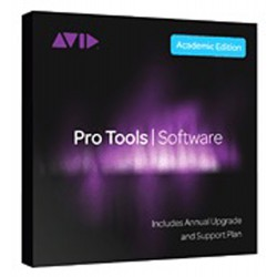 Pro Tools Annual Subscription Activation Card – Professional Edition
