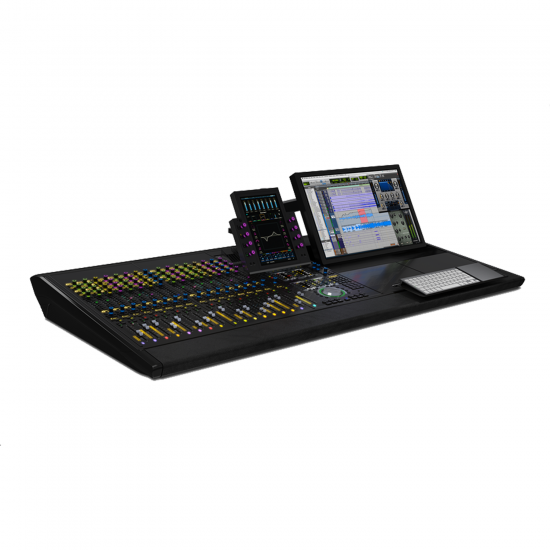 S6 M10 16-5-P, 16 Faders, 5 Knobs per channel, Producer Desk