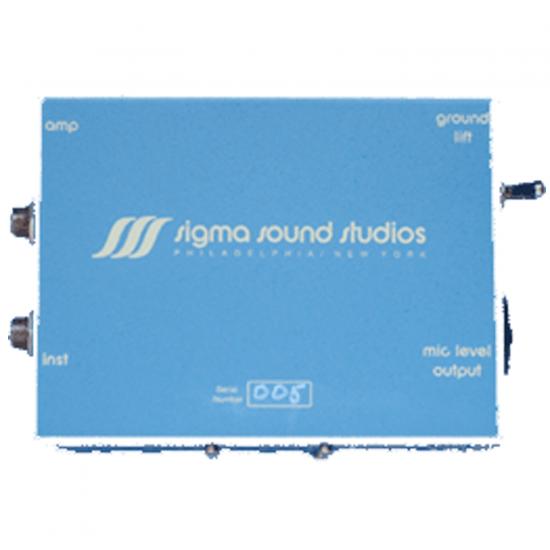 Sigma Sound Studios DI