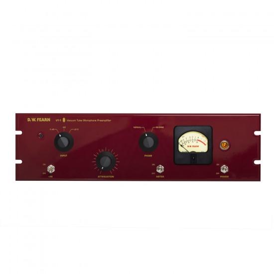 VT-1 Single-Channel Microphone Preamplifier